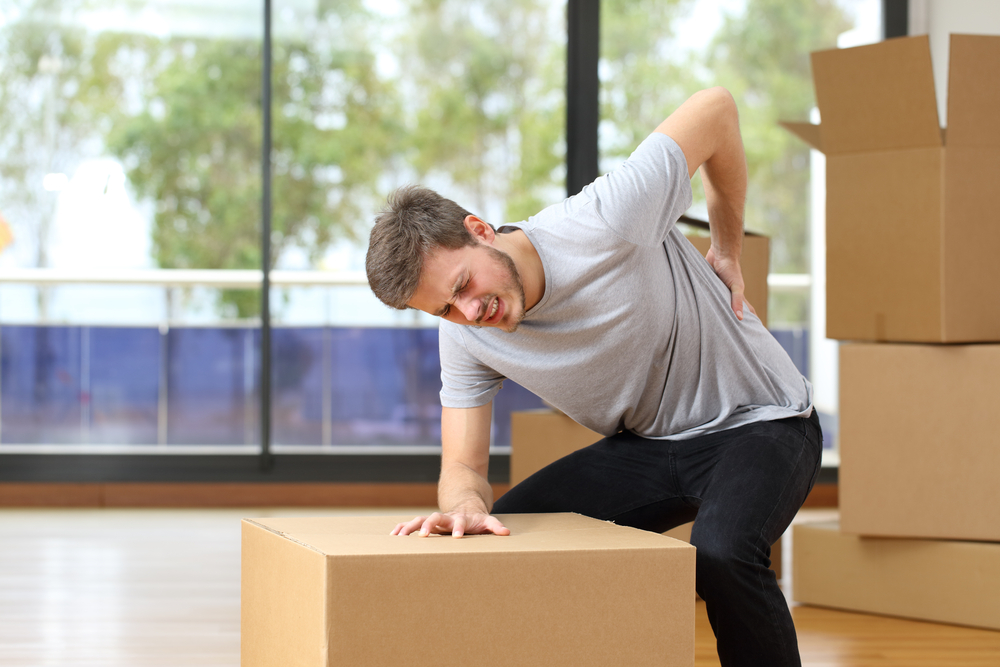 Think Before You Lift: Preventing Back Injuries
