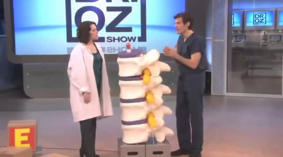 Dr. Oz Explains Why Chiropractic Is A Better Option Than Medication