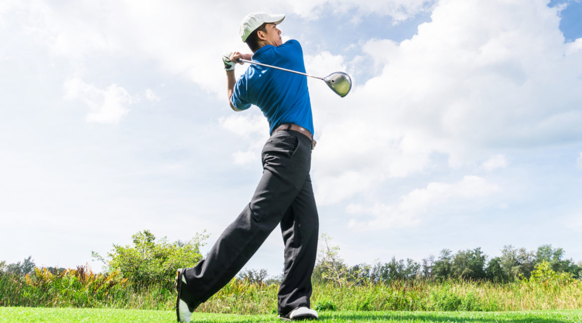 7 Simple Stretches To Maximize Your Golf Swing