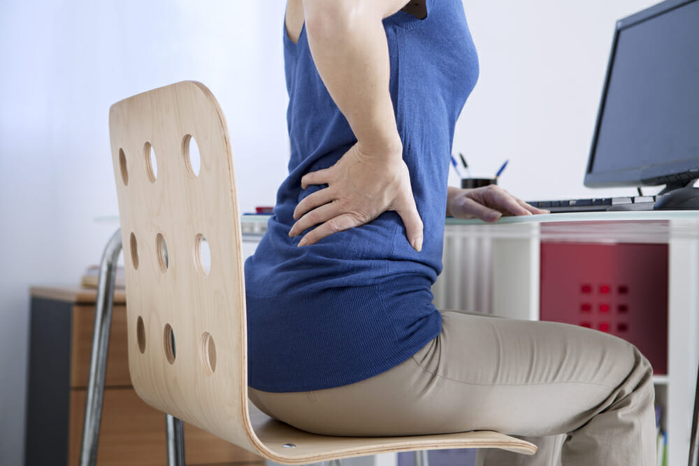 For A Healthier Back, Don't Sit Up Straight(?)
