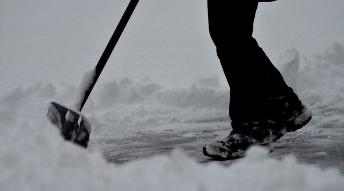 How To Shovel Snow Without Causing Back Pain