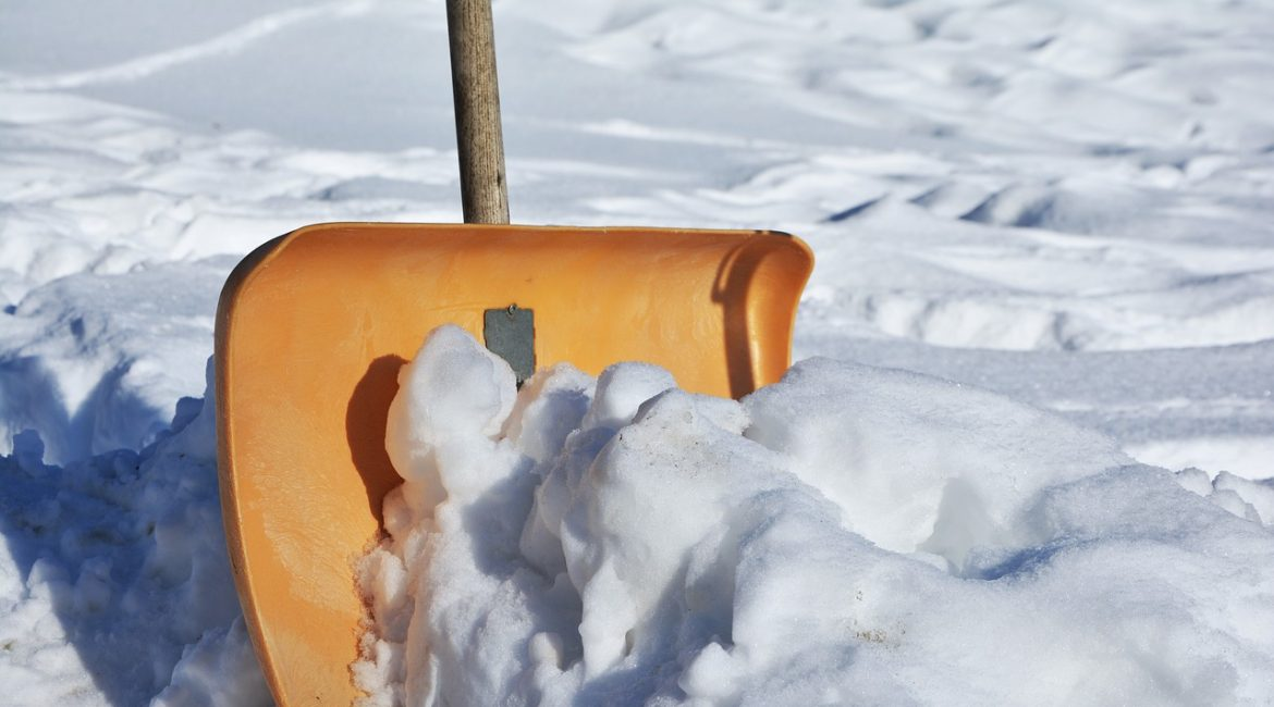 Shoveling Snow: How To Do It Without Causing Back Pain