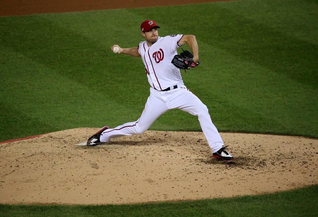 Chiropractic in the MLB: Nationals' Max Scherzer Credits His Chiropractor After Pitching World Series