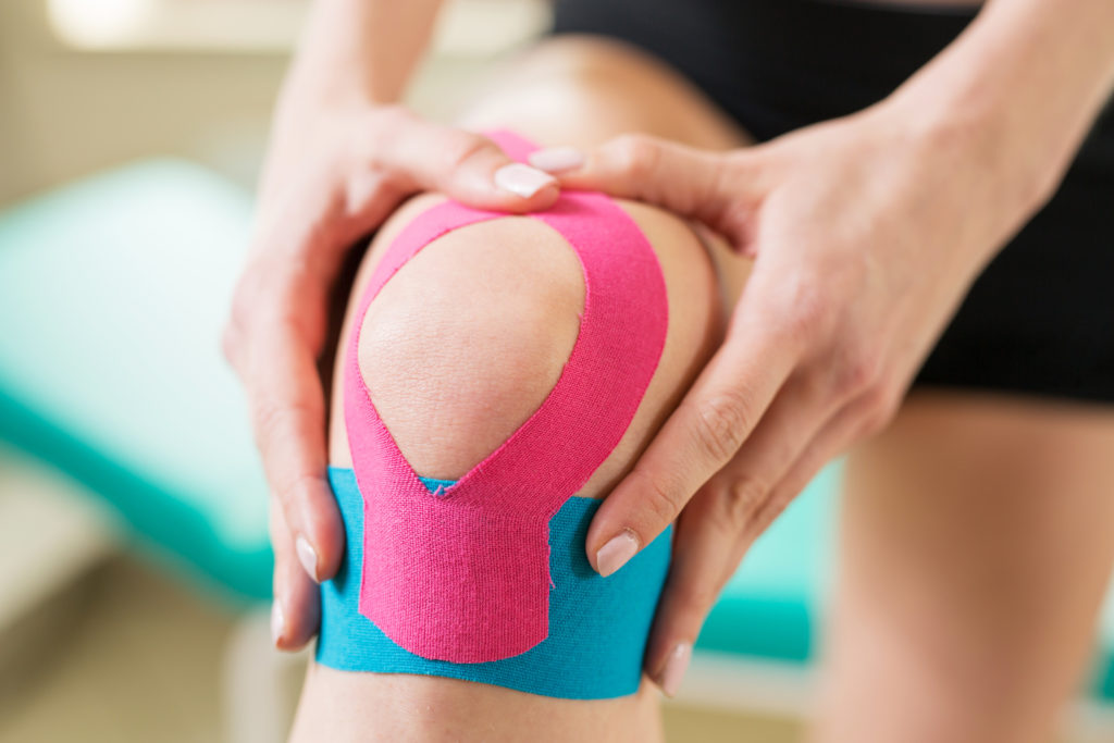 Kinesio Taping: What Is It And What's The Hype About?