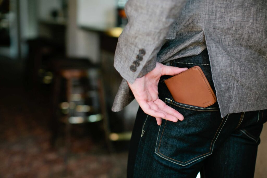 Life Pro Tip: Keep Your Wallet Out Of Your Back Pocket To Avoid Back Pain